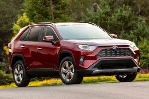 Midsize SUV lease deals