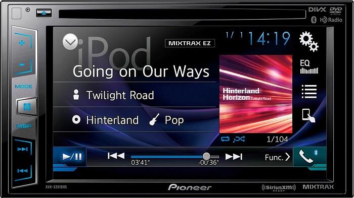 Pioneer AVH-X390BS Car Stereo
