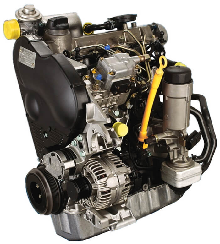 Volkswagen 1.9L TDI engine