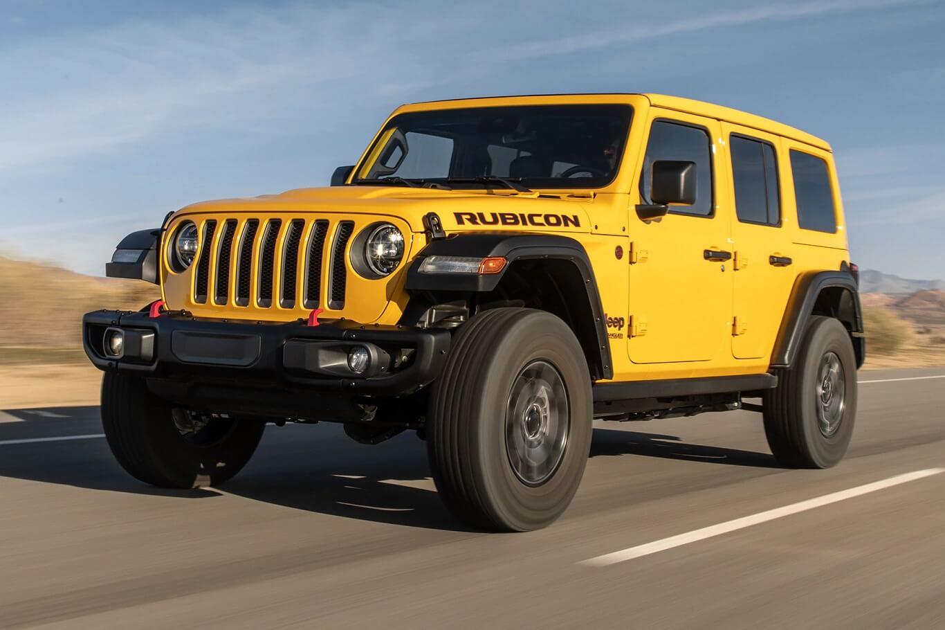 best diesel engine for jeep wrangler