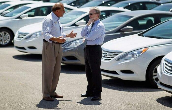 car buyer scam