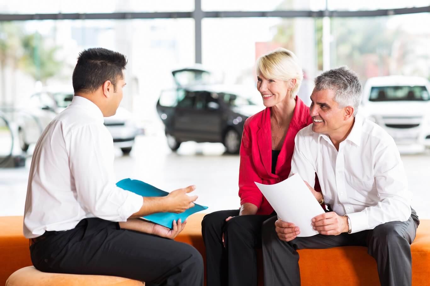 car dealerships taking advantage of elderly