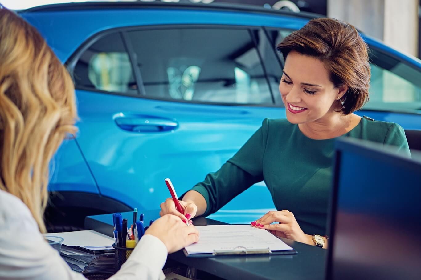 luxury car lease deals
