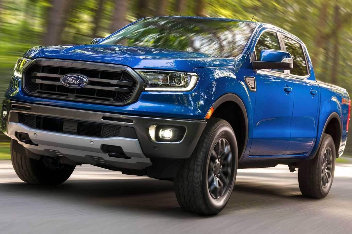 new pickup trucks 2019