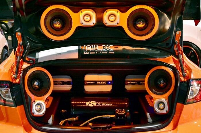 speaker brand