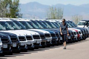 unsold 2019 SUVs