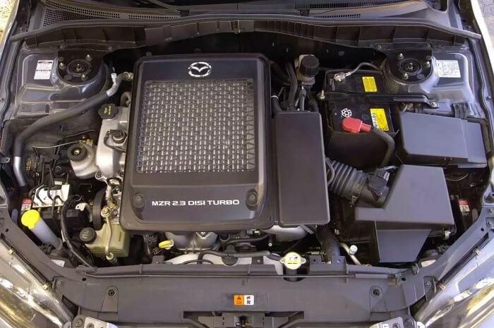 2008 MazdaSpeed 6 engine