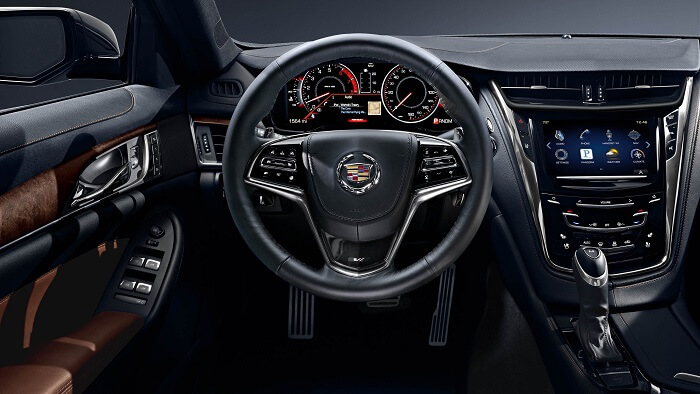 A list of key differences between Cadillac ATS & CTS