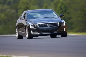Cadillac ats vs CTS