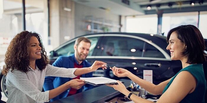 Direct dealer lease
