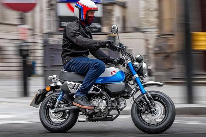 Honda monkey review 2022