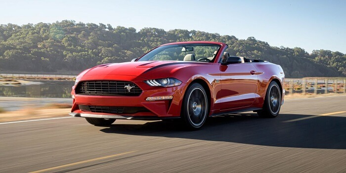 Mustang Ecoboost Performance Package