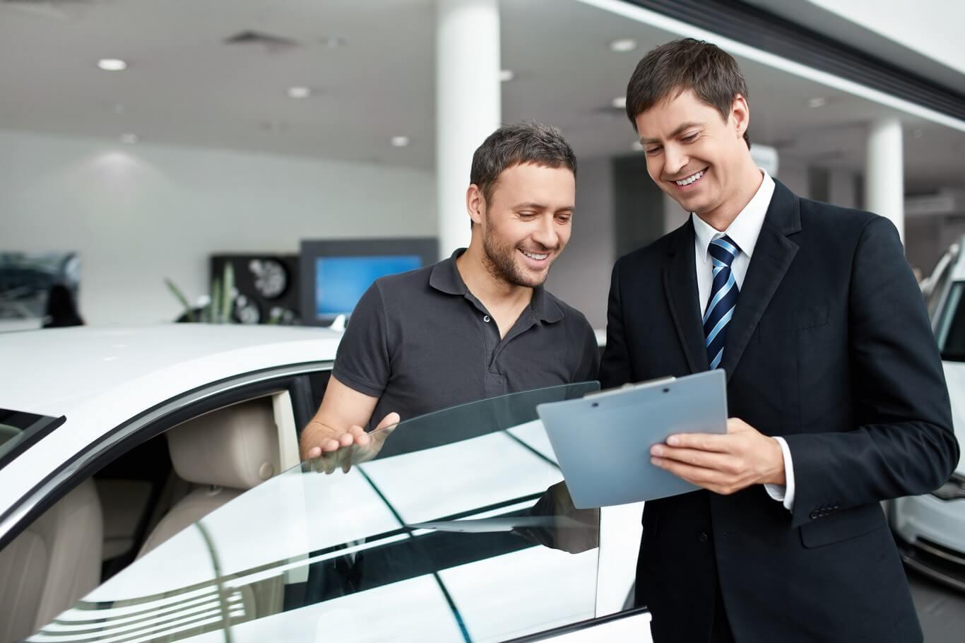 Short term auto lease