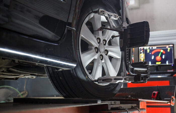 What are some wheel alignment benefits
