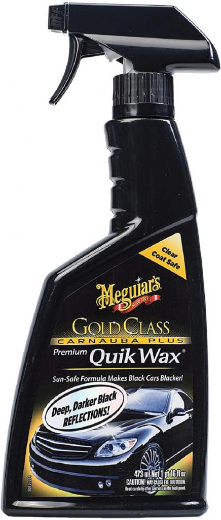 meguiar gold glass