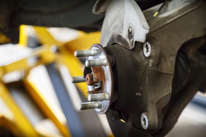 when a wheel bearing goes bad