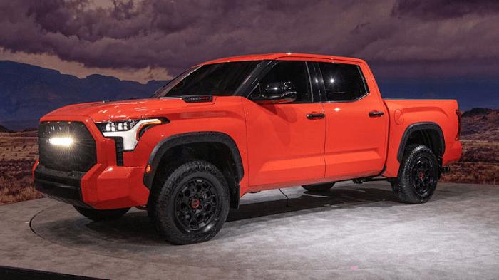 2022 Toyota Tundra What's new