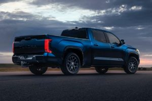 2022 Toyota Tundra a complete review