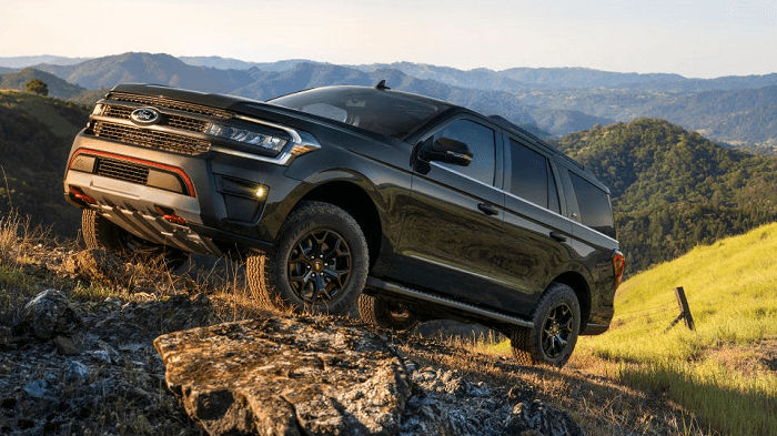 2022 ford expedition timberline for sale