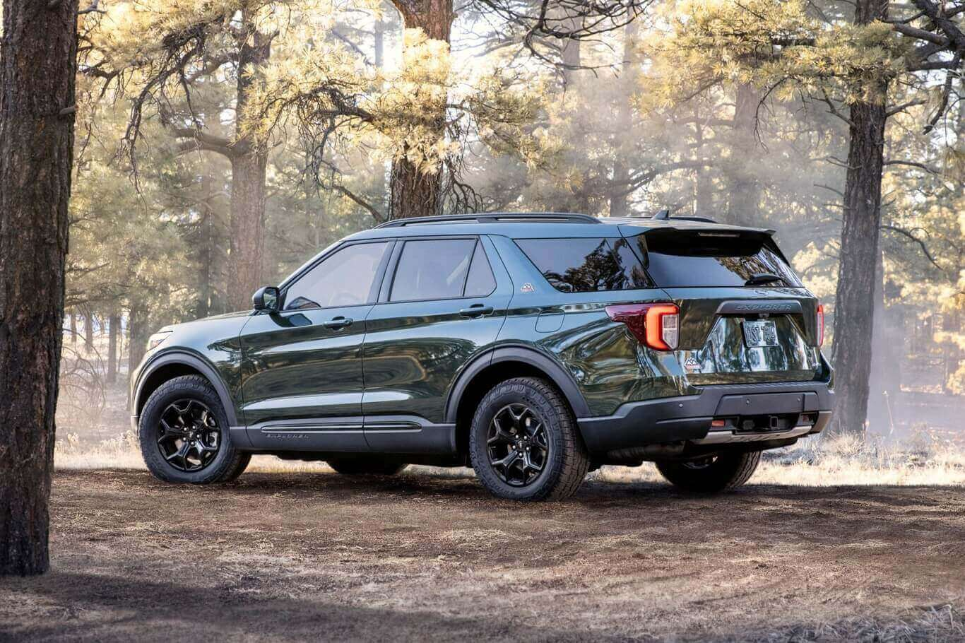 2022 ford expedition timberline