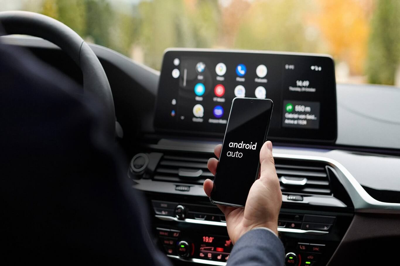 Android auto not working