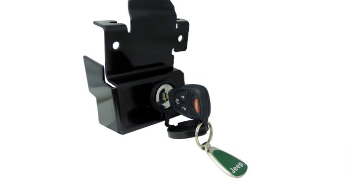 Bolt 7026128 JK Jeep Wrangler Hood lock