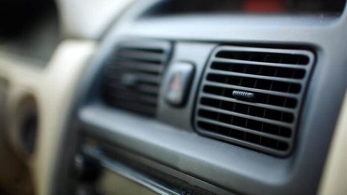 Burning Smell from Car Heater