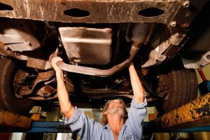 Catalytic converter thefts continue to soar