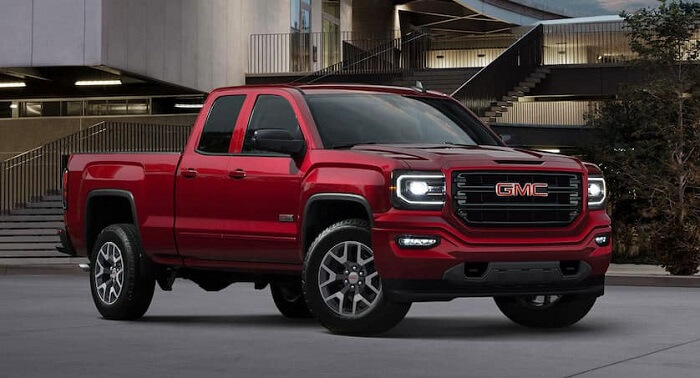 Crew cab with any other extended cab