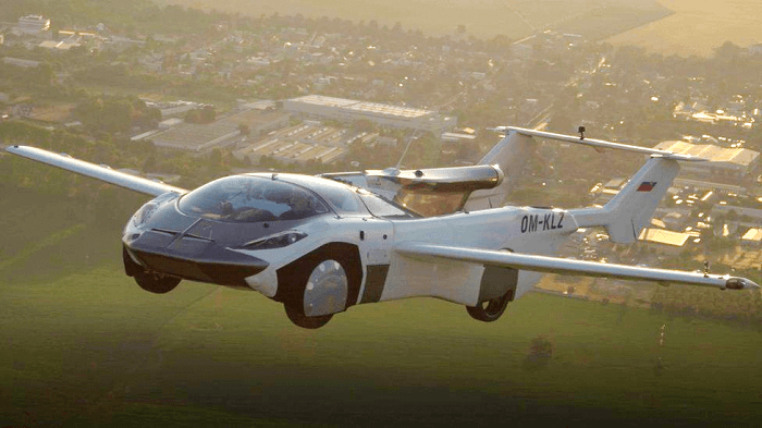 Flying cars and new air traffic rules
