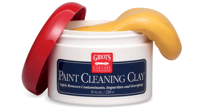 Griot's Garage Paint Cleaning Clay (11153)