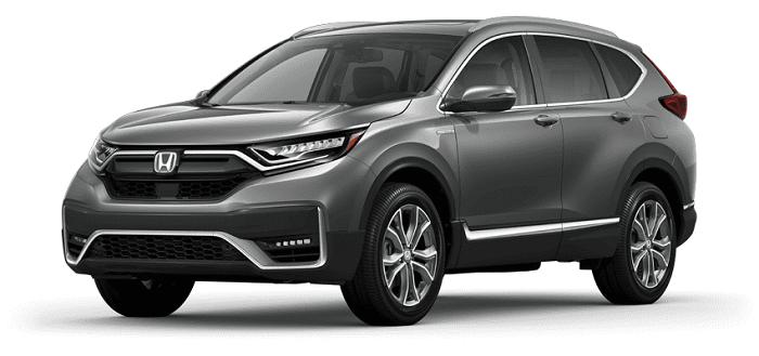 Honda CRV-Hybrid (2020)