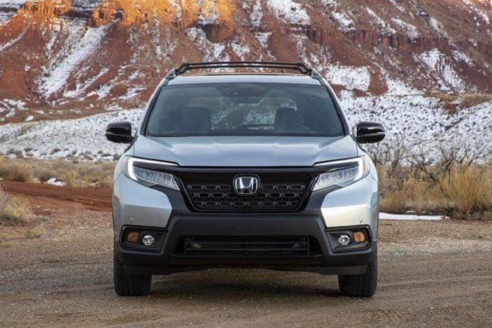 Honda passport Style and Looks