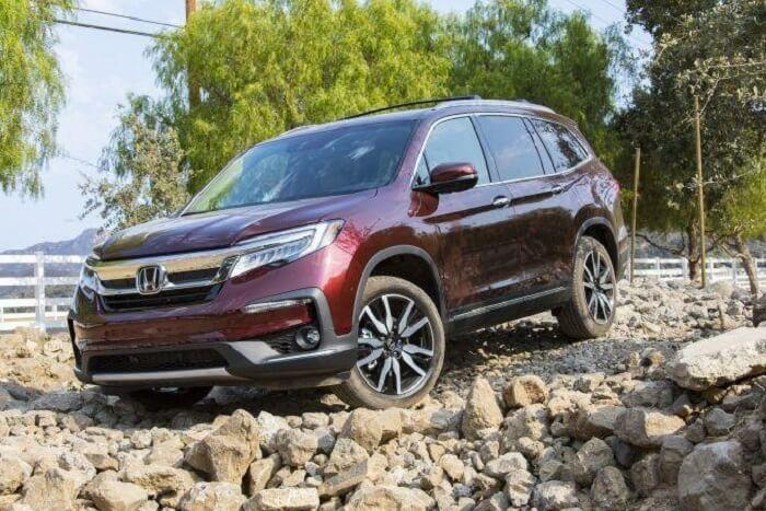 Honda pilot – Capability