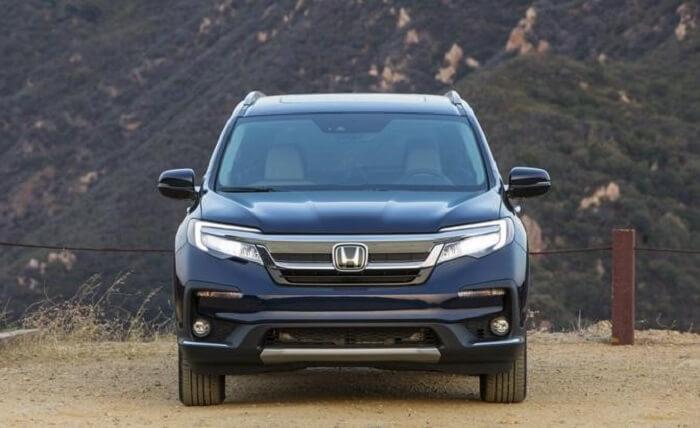 Honda pilot Style and Looks