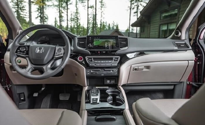 Honda pilot technology Offered