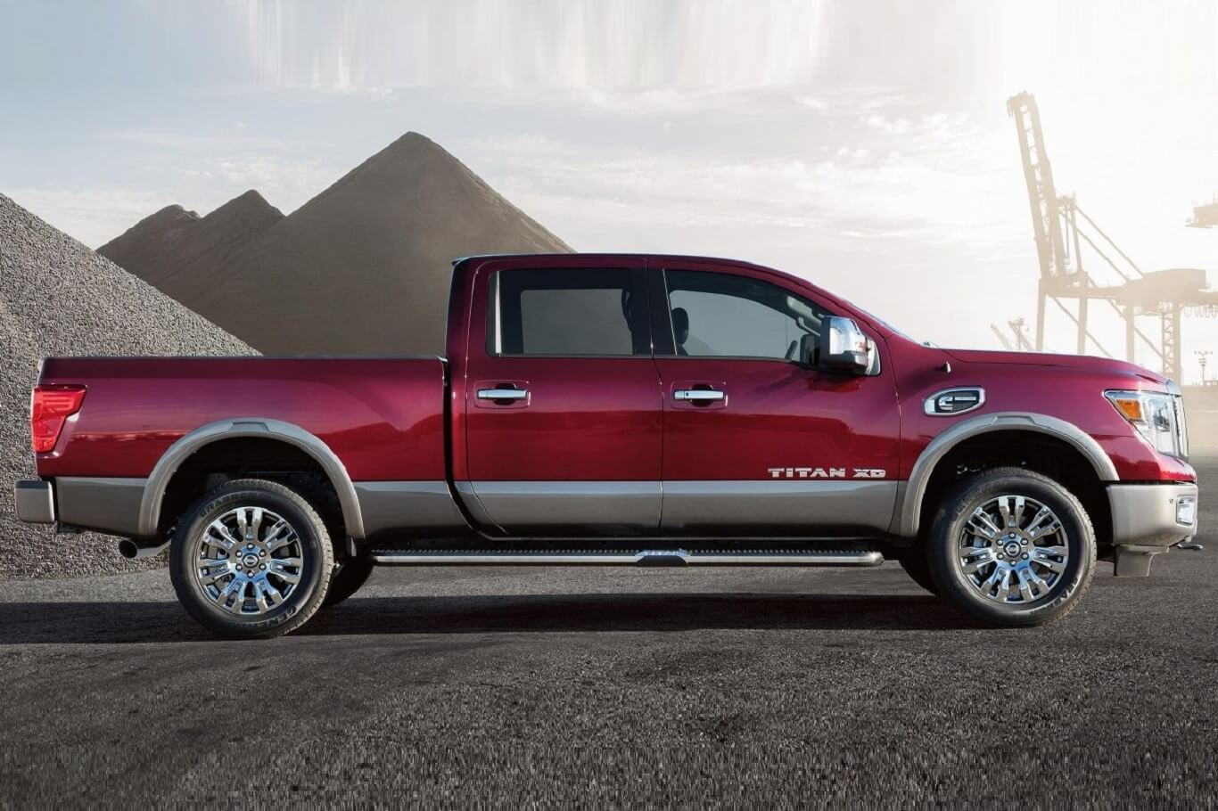 How is a crew cab different from a regular cab