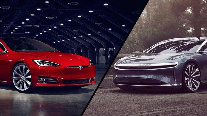 Lucid Air has beaten Tesla S
