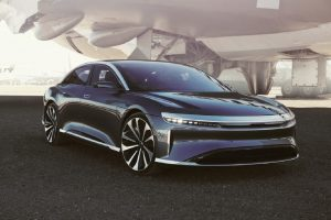 Lucid Air is a combo of Tesla and Ferrari