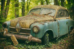 Selling broken cars
