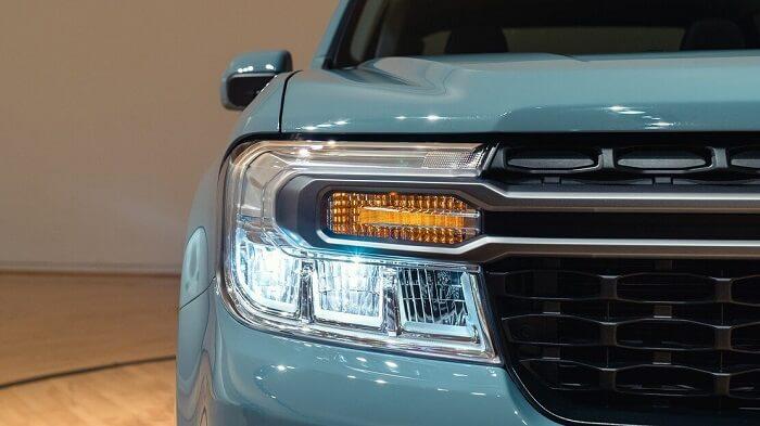 amazing Ford Maverick 2022