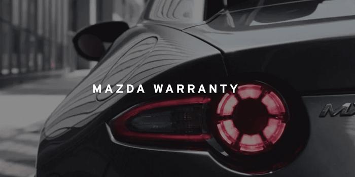 Mazda's Certified Pre-owned Warranty