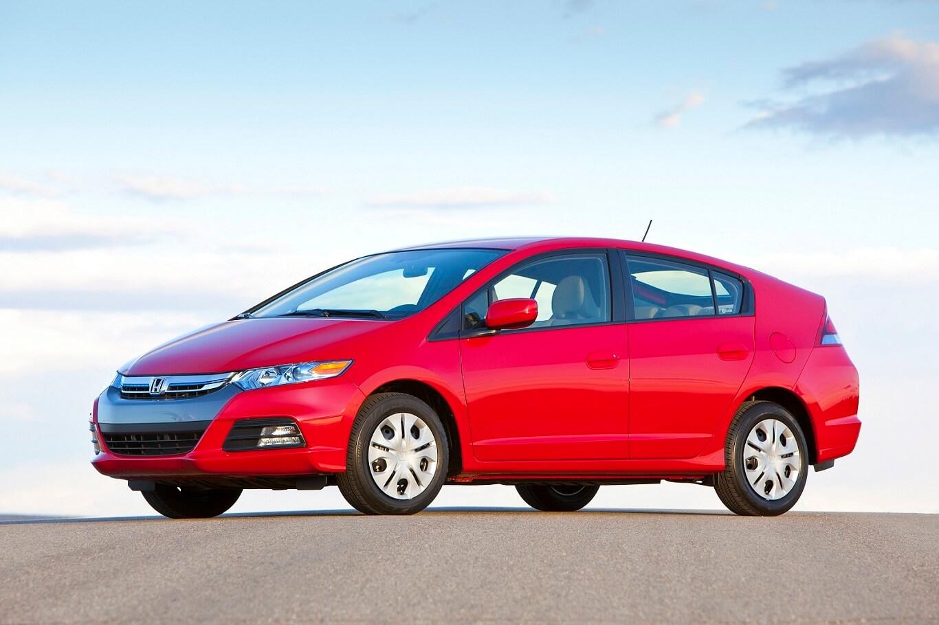 honda hybrid cars