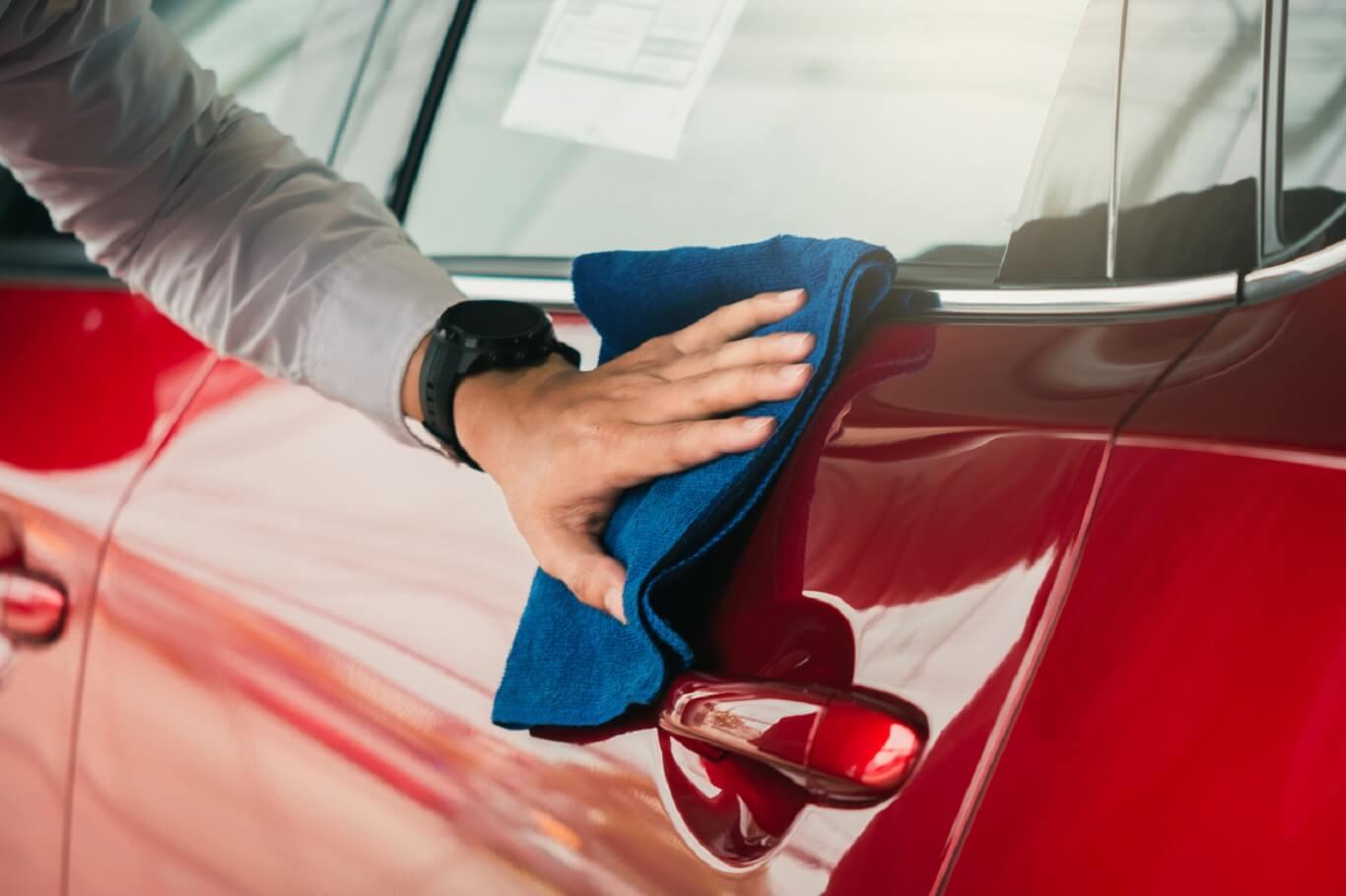 regain your car's shine clay bar kit