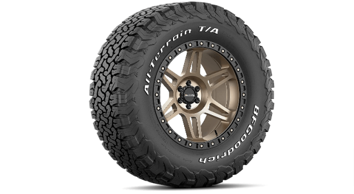 BFGoodrich Mud-Terrain TA KM2 for Light Trucks