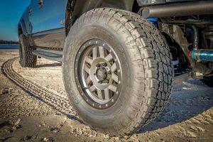 Choosing the Best Mud Tires