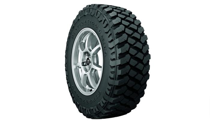 Firestone Destination MT2 Tire for Trucks