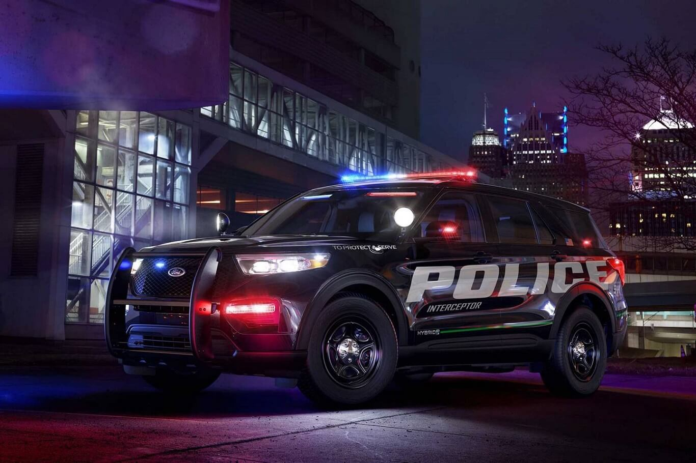 Ford Explorer remains cop's favorite as it is the fastest Police car sold today