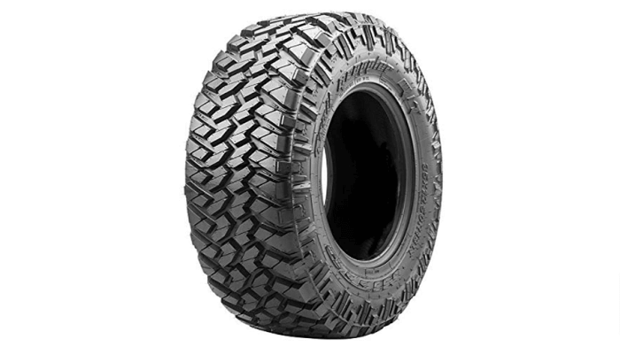 Nitto Trail Grappler MT Tire