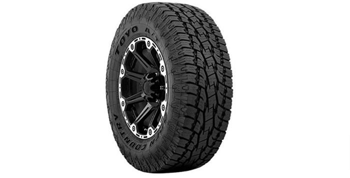 Toyo Open Country MT Tire